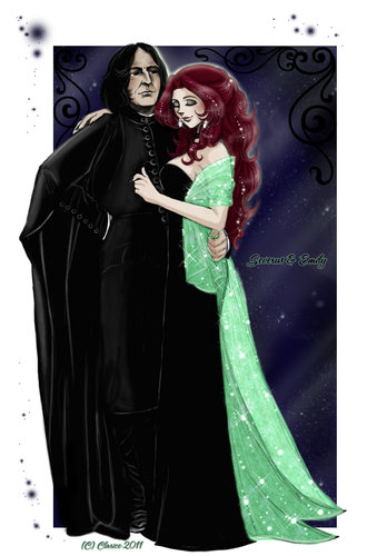 Emily+Severus First Ball