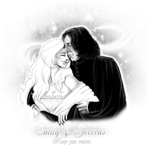 Emily and Severus - Keep 你 warm