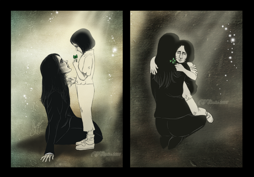 Severus and Eileen