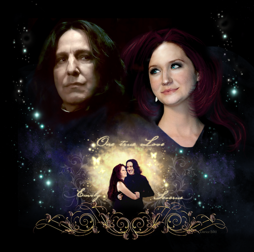 Emily and Severus - One true cinta