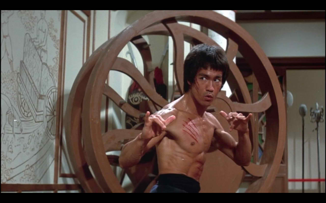 Lee Enter Enter The Dragon Bruce-lee