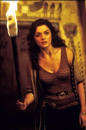 Evelyn in The Mummy Returns