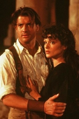 Evelyn in The Mummy