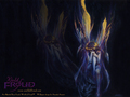 Faerie of Dark Despair Wallpaper - brian-froud wallpaper