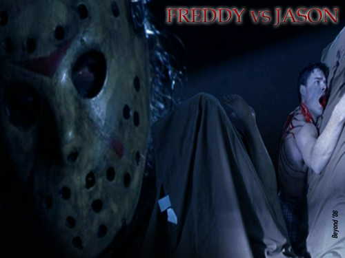 Jason Voorhees wallpaper titled Freddy vs Jason