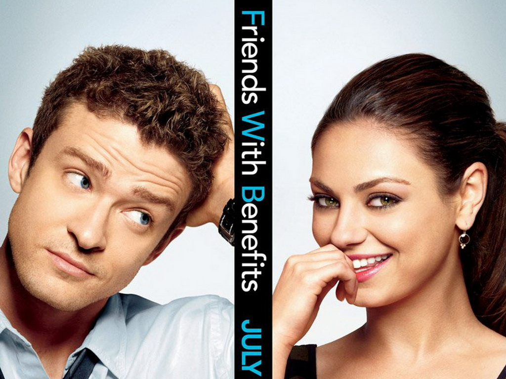 Friends With Benefits Friends With Benefits Movie 2011