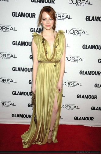 GLAMOUR'S 2011 WOMEN OF THE anno AWARDS
