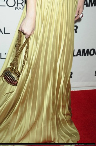 GLAMOUR'S 2011 WOMEN OF THE an AWARDS