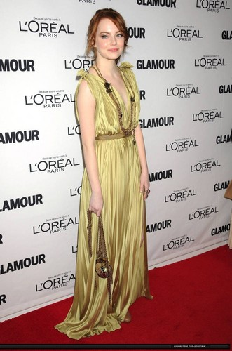 GLAMOUR'S 2011 WOMEN OF THE năm AWARDS