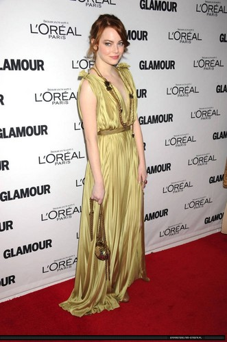 GLAMOUR'S 2011 WOMEN OF THE ano AWARDS
