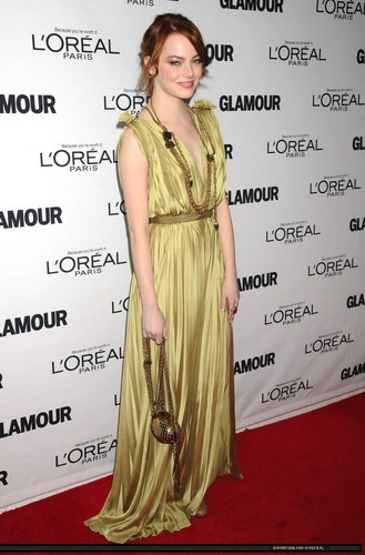 GLAMOUR'S 2011 WOMEN OF THE YEAR AWARDS