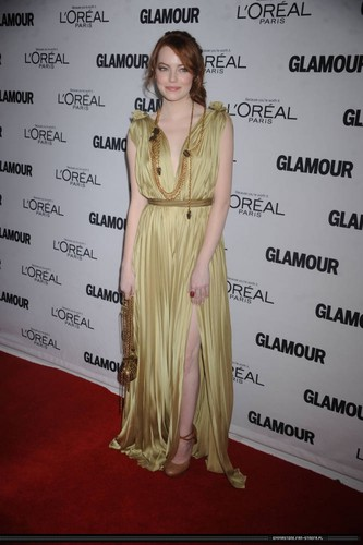GLAMOUR'S 2011 WOMEN OF THE año AWARDS