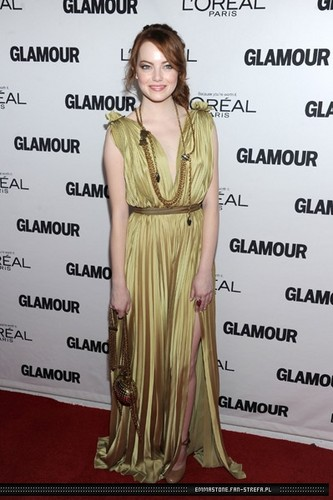 GLAMOUR'S 2011 WOMEN OF THE jaar AWARDS