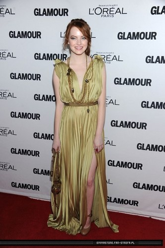 GLAMOUR'S 2011 WOMEN OF THE 年 AWARDS
