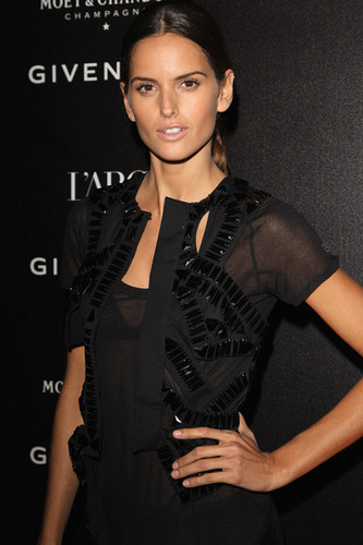 Givenchy AfterShow Party At l'Arc - Paris Fashion Week
