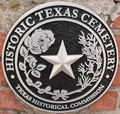 HISTORICAL TEXAS CEMETERY