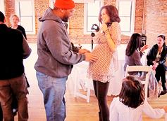 Hilarie Pregnant