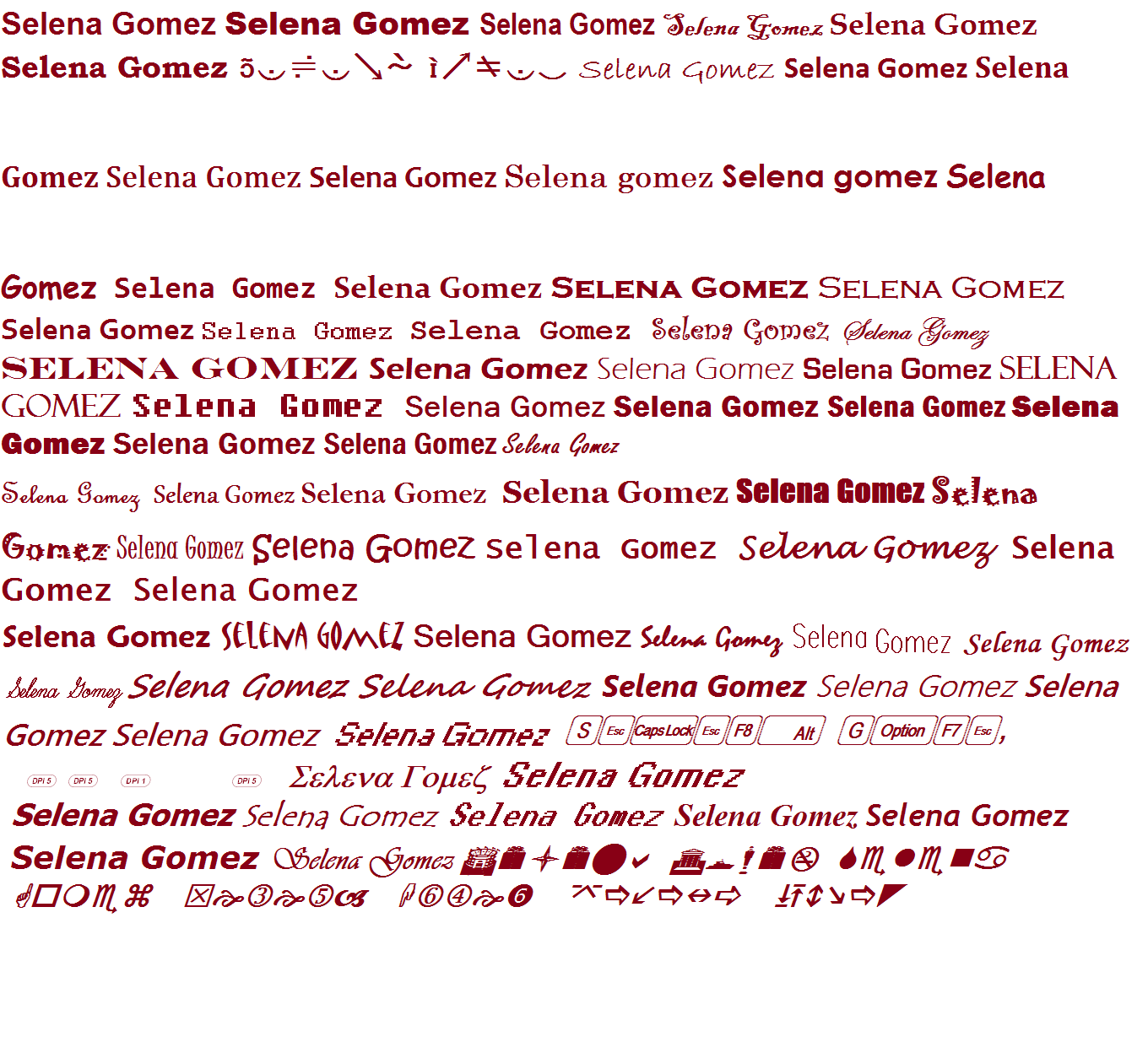 Angelbell619 images how to write selena gomez in different letter hd angelbell619 images how to write selena gomez in different letter hd wallpaper and background photos expocarfo Choice Image