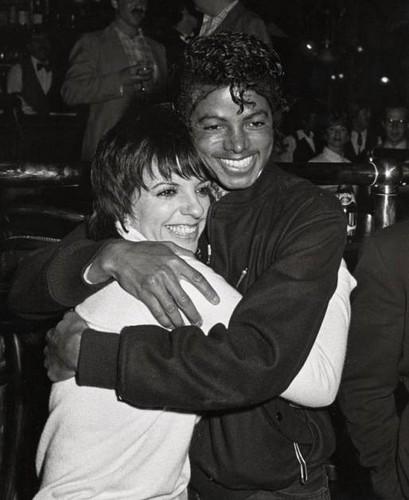 Hug from Michael