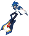 Human Sonic Riders