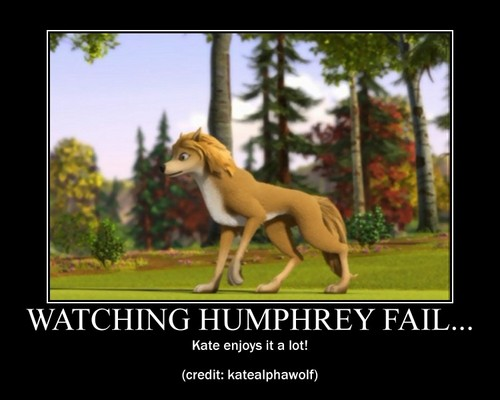 Humphrey demotivation (fail)