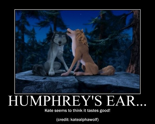 Humphrey demotivational (ear)