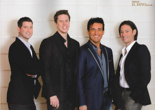 Il Divo wallpaper containing a business suit and a suit called Il Divo - Wicked Game