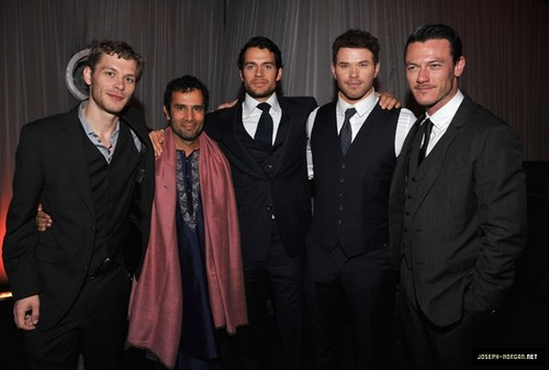 Immortals Los Angeles Premiere - After Party