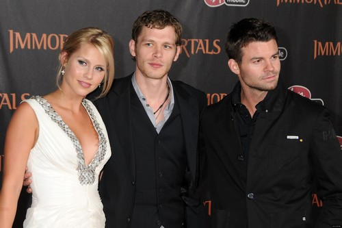 Immortals Los Angeles Premiere