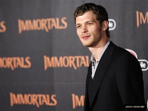Immortals Los Angeles Premiere