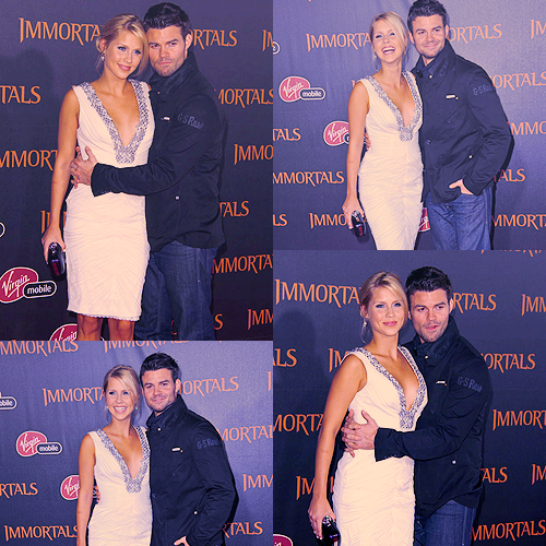 Immortals Premiere