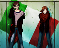 Italy Bros. - anime-guys photo
