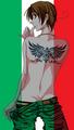 Italy-kun~!