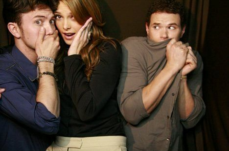 Jackson, Ashley and Kellan