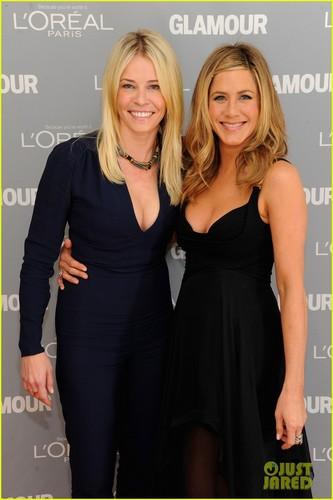Jennifer @ 2011 Women of the año Awards