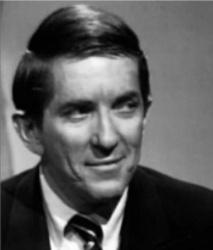 Dark Shadows fond d'écran with a business suit and a suit titled Jonathan Frid