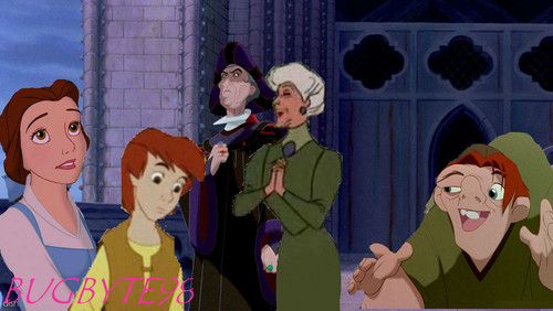 Judge Frollo's Family