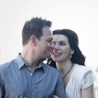 Julianna and Josh Tv Guide Magazine Photoshoot