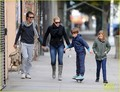 Kate Winslet & Ned Rocknroll: NYC Stroll with Mia & Joe! - kate-winslet photo