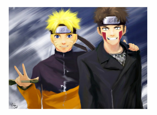 Naruto Shippuuden Fan Art (26655794