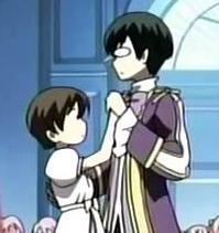 Kyoya & Haruhi