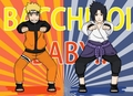 LOL sasuke and naruto dancing - naruto-shippuuden photo