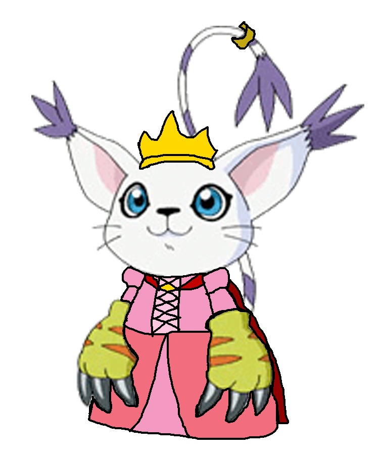 Digimon Lady Gatomon