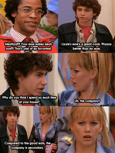 "Lizzie McGuire & David ""Gordo"" Gordon fondo de pantalla probably with a portrait entitled Lizzie and Gordo"