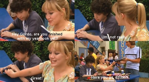 "Lizzie McGuire & David ""Gordo"" Gordon wallpaper called Lizzie and Gordo"