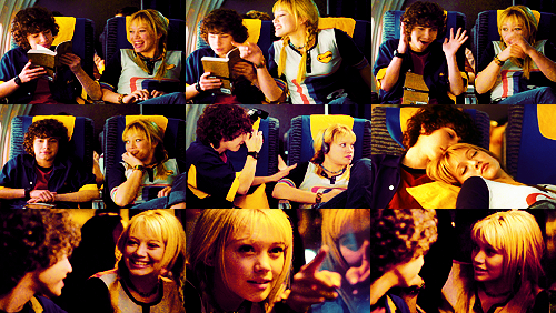 "Lizzie McGuire & David ""Gordo"" Gordon wallpaper titled Lizzie and Gordo"