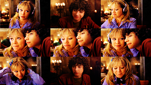 "Lizzie McGuire & David ""Gordo"" Gordon fond d'écran called Lizzie and Gordo"