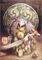 Loss [ the Runes of Elfland] - brian-froud photo