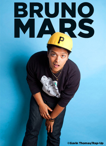 Lots of Bruno Mars! ♥