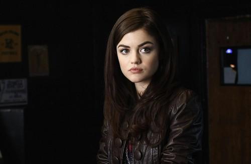 Lucy Hale Cutie <3